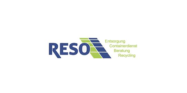 Container RESO Scherben